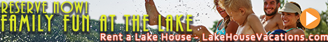 Rent a lake house - LakeHouseVacations.com