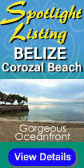 Corozal Belize Beach House For Sale