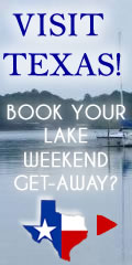 Texas Lake House Vacation Rental