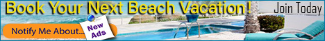 Book Your Beach Vacation Join