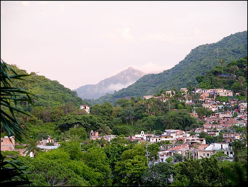 Puerto Vallarta's Hillside Homes