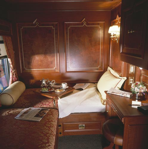 Suite, Royal Canadian Pacific from Luxury Train Club