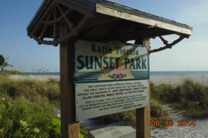 Bradenton Beach House Rentals, Katie Pierola Sunset Park
