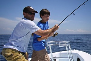Inlet  Beach House Rentals, Fishing