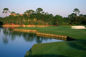 Inlet Beach House Rentals, golf