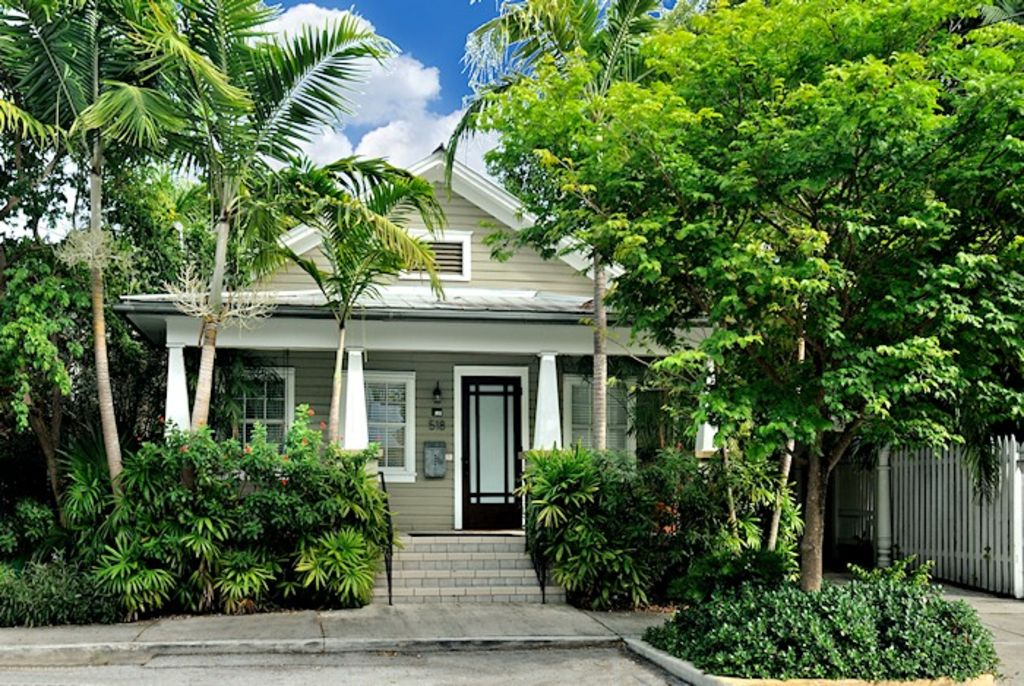 key west beach house rental