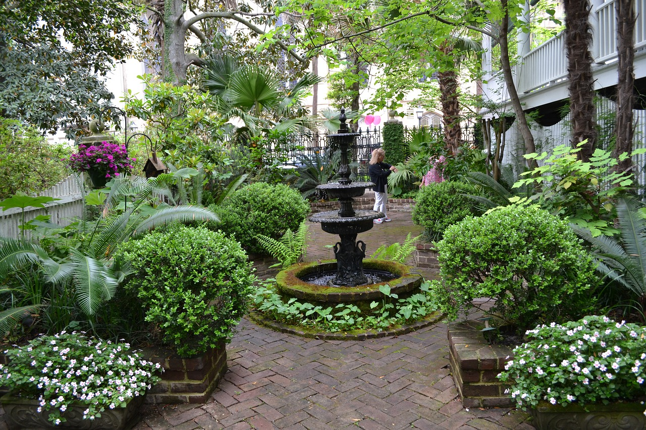 Savannah Garden Patio