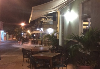 Del Sur Restaurant in Cozumel
